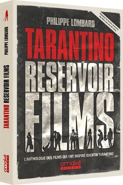 Tarantino Reservoir Films - livre