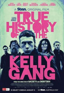 True history of the Kelly Gang - poster