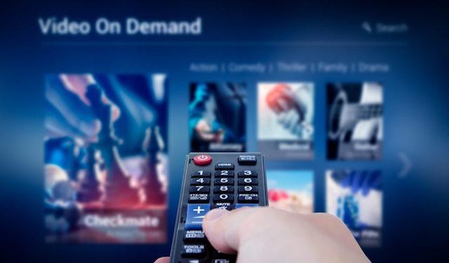 VOD - Chronologie des medias