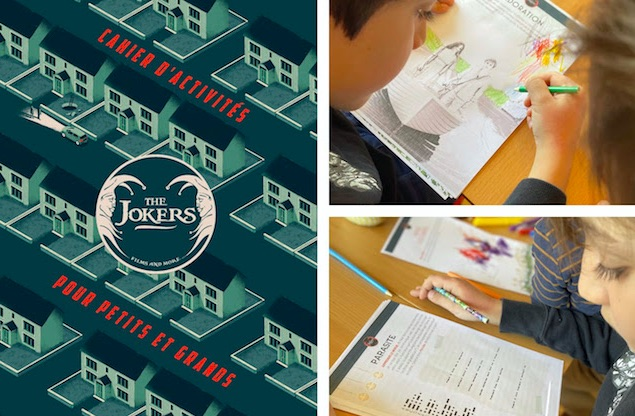 cahier activites The Jokers