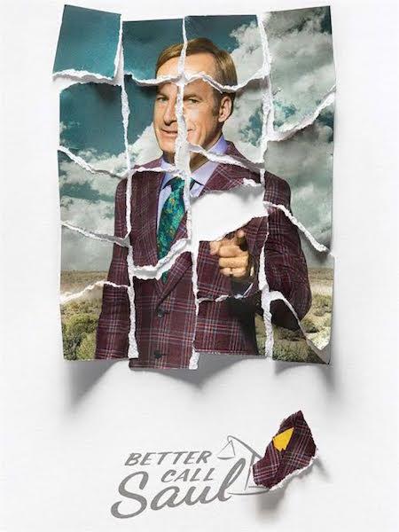 Better call Saul - saison 5 - affiche