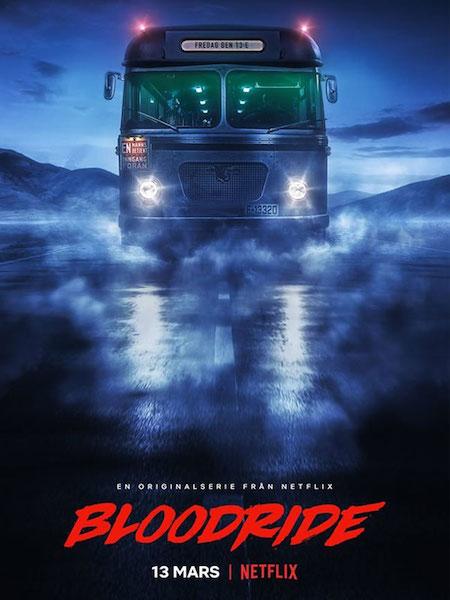 Bloodride - affiche