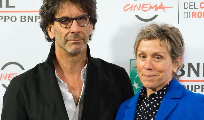 Joel Coen et Frances McDormand