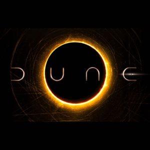 Logo officiel de Dune de Denis Villeneuve