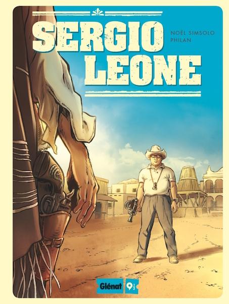 Sergio Leone - Glenat