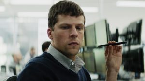 Jesse Eisenberg - The Wall Street Project