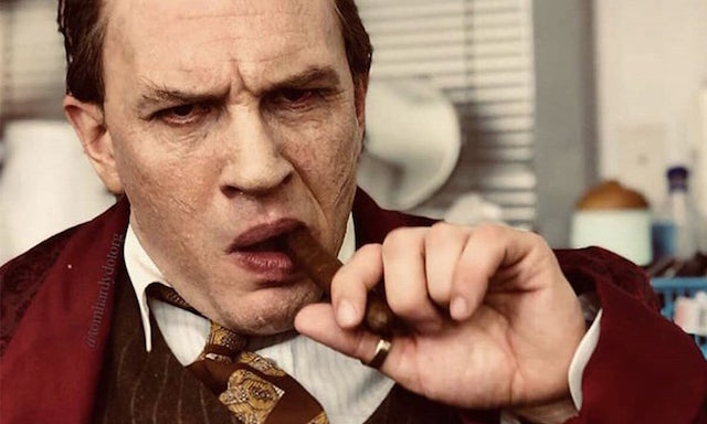 Tom Hardy - Capone