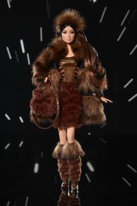 Barbie Chewbacca