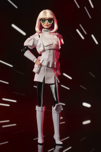 Barbie Stormtrooper