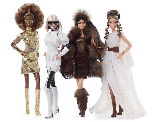 Barbie collection Star Wars 2020