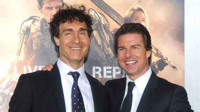 Doug Liman et Tom Cruise