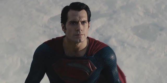 Henry cavill - Superman - Man of Steel