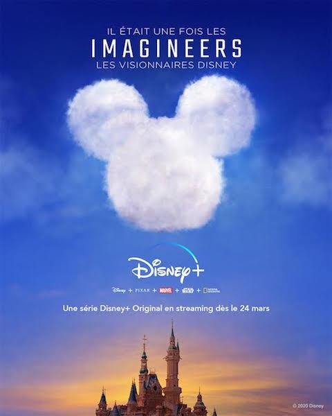 Imagineers - affiche