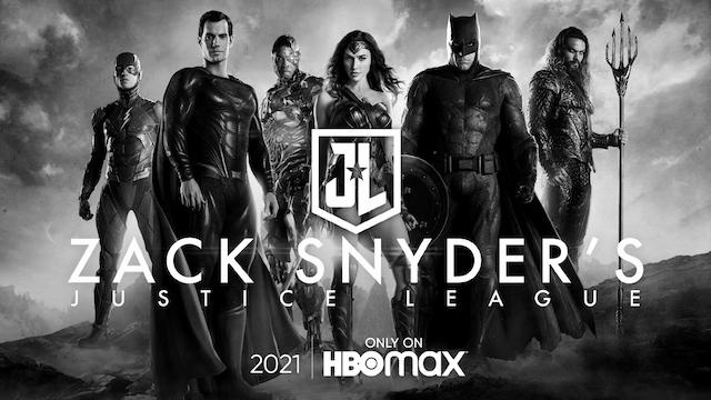 Snyder Cut - HBO Max