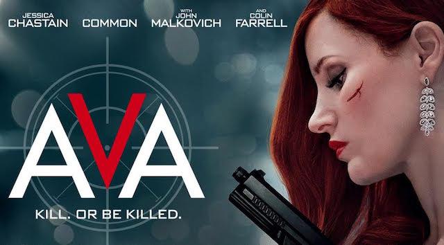 Ava - Jessica Chastain