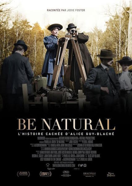 Be Natural - affiche