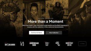 Black Lives Matter - Netflix