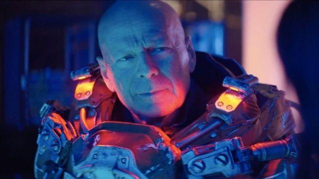 Bruce Willis - Cosmic Sin