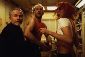 Bruce Willis Ian Holm Milla Jovovich - Le Cinquieme element