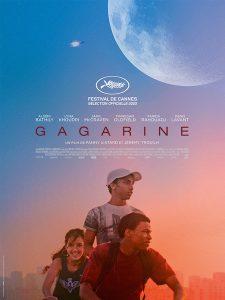 Gagarine - affiche