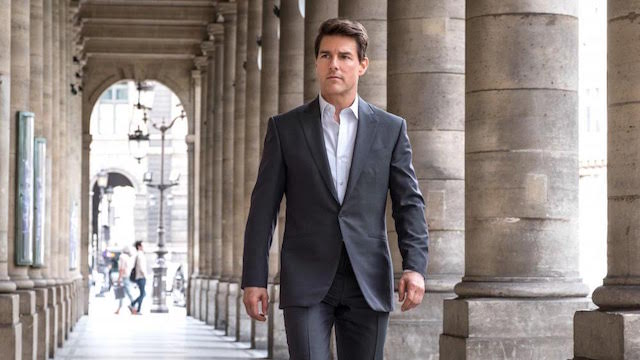 Tom Cruise - Mission Impossible 6