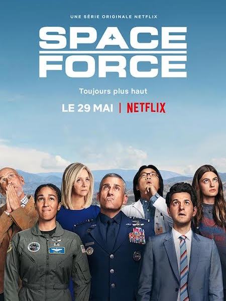 Space Force - affiche