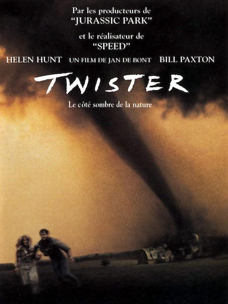 Twister - affiche