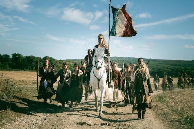 La Révolution : premier aperçu de la série franco-française de Netflix  (teaser, photos) | CineChronicle