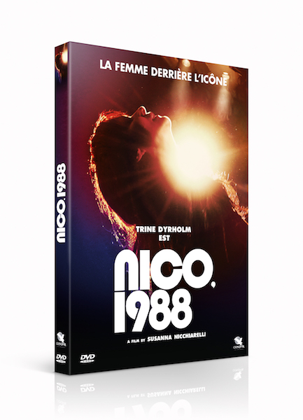 Nico 1988 - jaquette