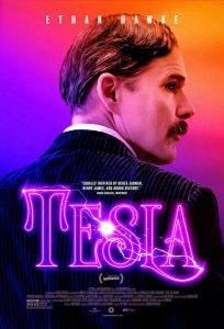 Tesla - affiche