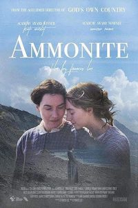 Ammonite - affiche