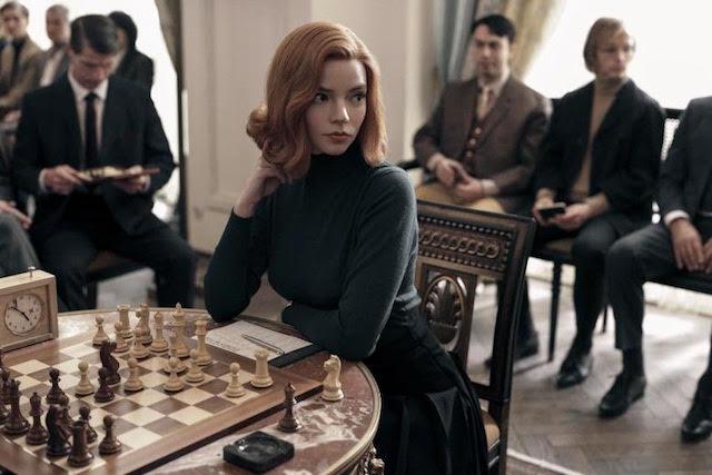Anya Taylor-Joy - The Queens Gambit