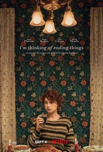 Im Thinking of Ending Things - affiche