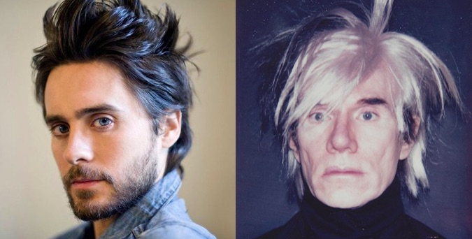 Jared Leto - Andy Warhol