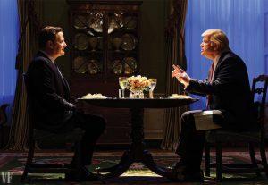 Jeff Daniels et Brendan Gleeson - The Comey Rule