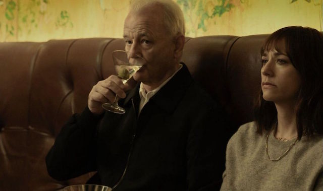 Bill Murray et Rashida Jones dans On the Rocks de Sofia Coppola