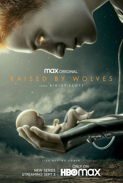 Raised by Wolves - affiche