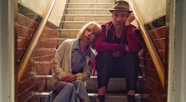 Sally Hawkins et David Thewlis - Eternal Beauty