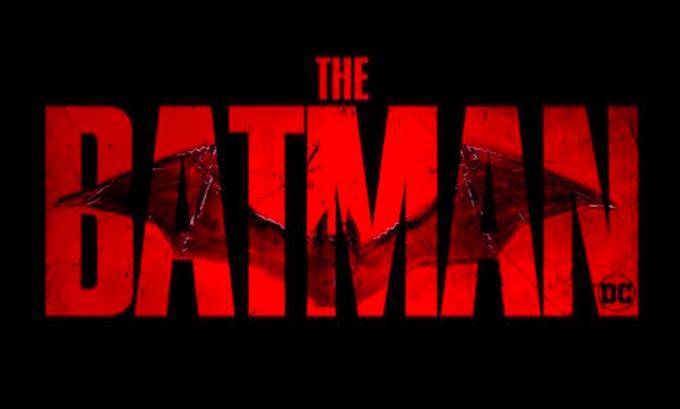 The Batman de Matt Reeves - logo