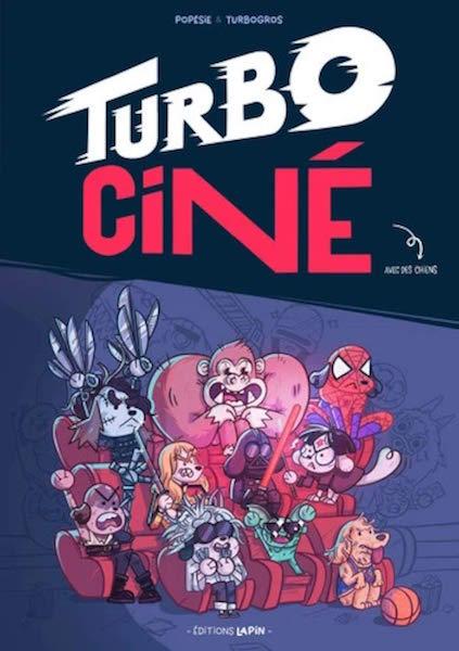 Turbo cine - BD