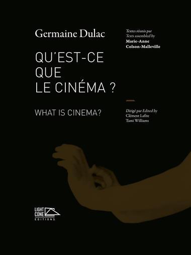 cinema - Germaine Dulac