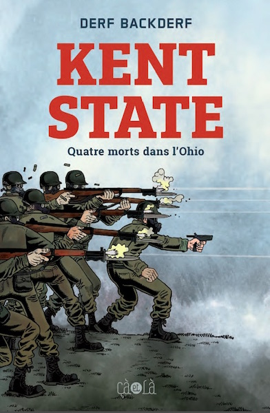 Kent State - couverture