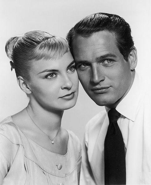 Paul Newman et Joanne Woodward