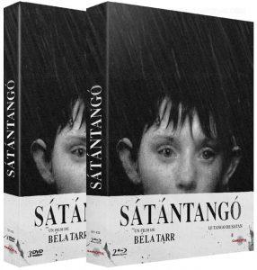 Satantango de Bela Tarr