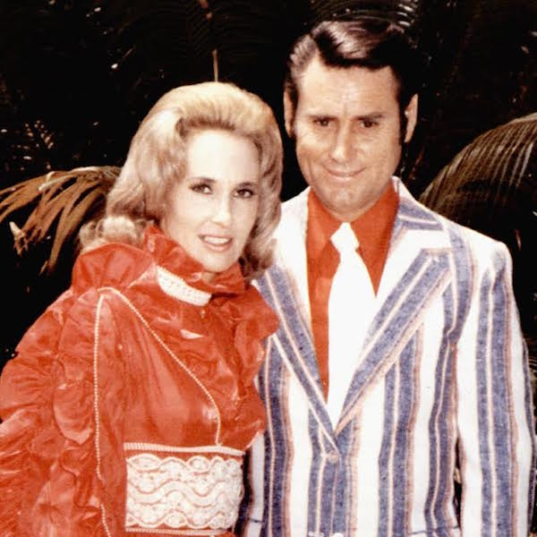 Tammy Wynette et George Jones
