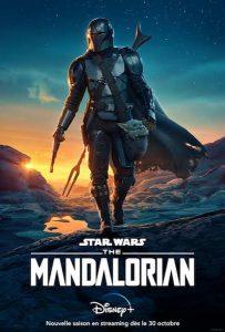 The Mandalorian saison 2 - affiche