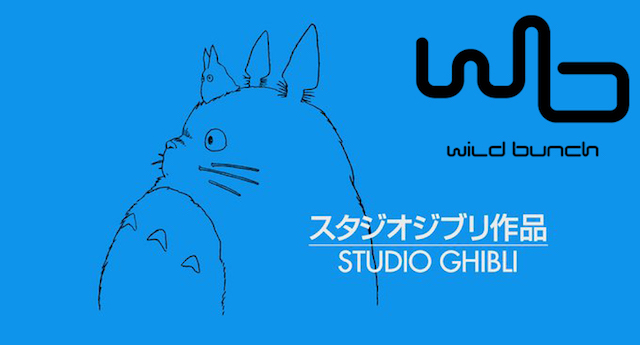 Wild Bunch - Studio Ghibli