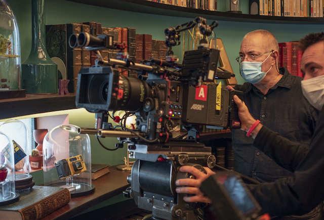 BIGBUG de Jean-Pierre Jeunet - tournage - Netflix