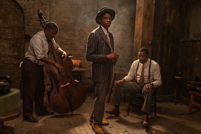 Chadwick Boseman - Le Blues de ma Rainey