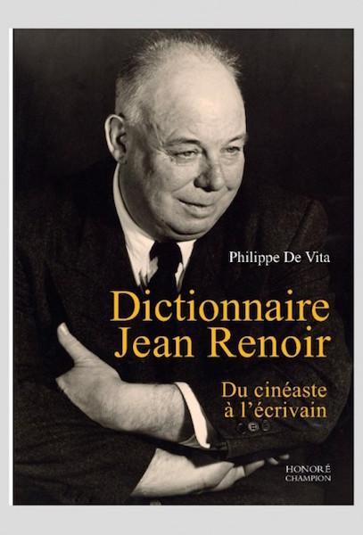 Dictionnaire Jean Renoir - livre
